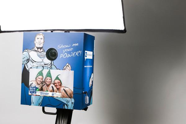fotobox branding für ihre marke