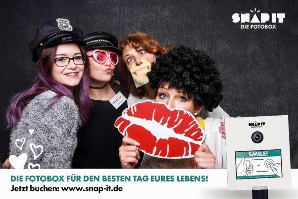 Fotobox auf Hochzeiten - ein Highlight