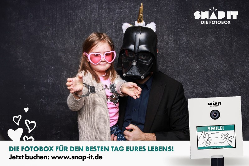 unsere fotobox auf der hochzeitsmesse heilbronn 2018 snap it fotobox. Black Bedroom Furniture Sets. Home Design Ideas